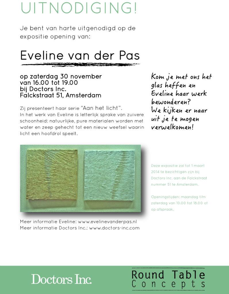 opening zaterdag 30 november tussen 16.00 en 19.00